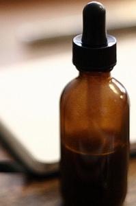 tincture bottle